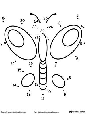 math worksheet : preschool number dot to worksheets  k5 worksheets : Connect The Dots Worksheets For Kindergarten