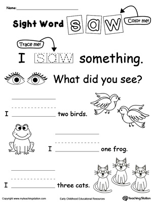 Printables Learning Worksheets learning sight words worksheets scalien print off this chart basic