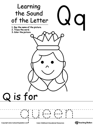 Preschool Printable Worksheets   MyTeachingStation.com