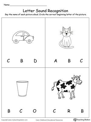 Letter C Worksheets For Kindergarten & index of images printables ...
