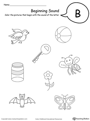All Worksheets » Phonic Letter Sounds Worksheets ...