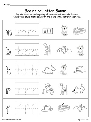 Kindergarten Science Printable Worksheets | MyTeachingStation.com