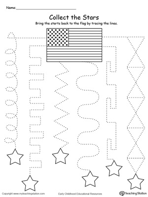 Free Worksheets » Handwriting Tracing - Free Printable Worksheets ...