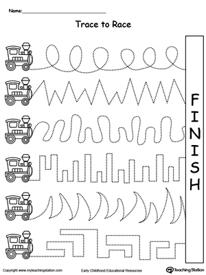 math worksheet : kindergarten fine motor skills worksheets  k5 worksheets : Kindergarten Preparation Worksheets