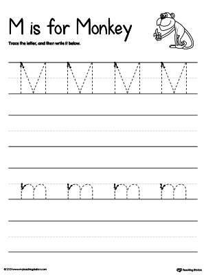 Free Worksheets » Handwriting Tracing Worksheets - Free Printable ...