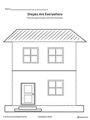 free worksheets shape words worksheet free math. Black Bedroom Furniture Sets. Home Design Ideas
