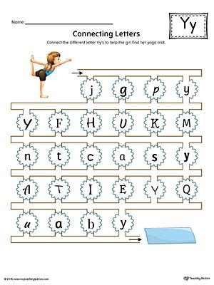 Common Worksheets letter y worksheets : Find The Letter Y Worksheets - find the letter y worksheets pre-k ...