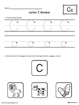 letter c pattern maze worksheet. Black Bedroom Furniture Sets. Home Design Ideas