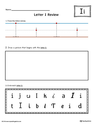 free worksheets free printable tracing letters number names worksheets trace letter i free