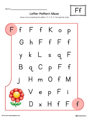 Preschool Worksheets » Letter F Preschool Worksheets - Preschool ...