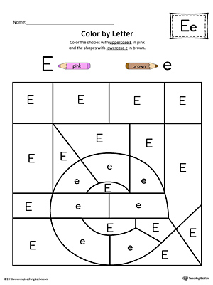 Kindergarten Writing Printable Worksheets | MyTeachingStation.com