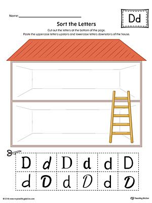 Kindergarten Science Printable Worksheets | MyTeachingStation.com