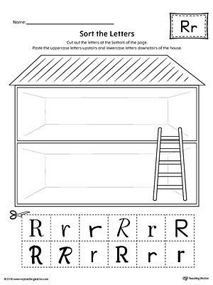 Common Worksheets » The Letter R Worksheets - Preschool and ...