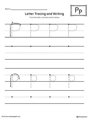 letter p pattern maze worksheet. Black Bedroom Furniture Sets. Home Design Ideas